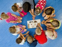Kinderbetreuung, Krippenplätze