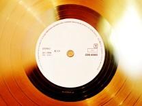 Goldene Schallplatte Urheberrecht