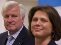 Bundesministerin Aigner wechselt nach Bayern