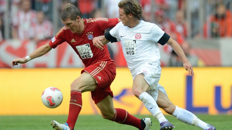 FC Bayern Muenchen - 1. FSV Mainz 05