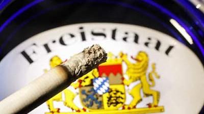 Nichtraucherschutzgesetz Volksbegehren