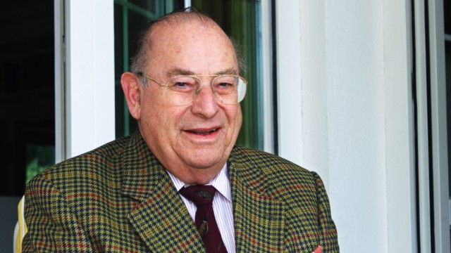 Friedrich Zimmermann gestorben
