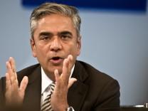 Deutsche Bank Pressekonferenz