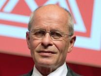 IG Metall - Berthold Huber