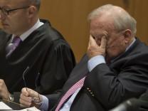 Ex-Ruestungslobbyist Schreiber erneut vor Gericht