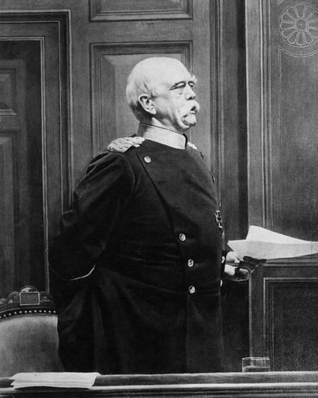 Zitate Von Otto Von Bismarck Die Liebe Der Türken Und