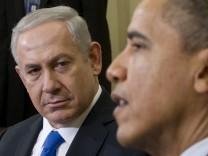 Obama will not receive Netanyahu in US