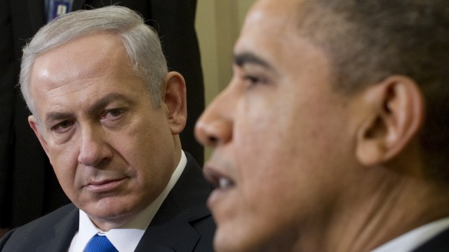 Obama will not receive Netanyahu in US
