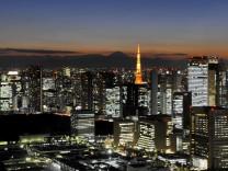 Tokio Tokyo Tower Japan Fuji Städtetipps Städtereise