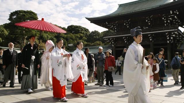Tokio Tokyo Japan Meiji Schrein Hochzeit Städtereise Tipps Städtetipps