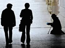 Sozialverband VdK rechnet mit weiter steigender Armut