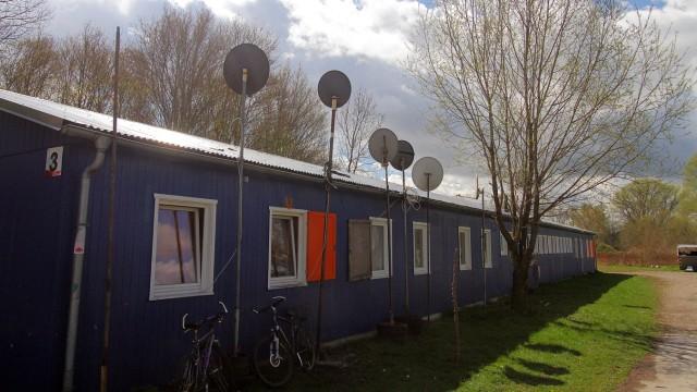 Asylbewerberunterkunft Wohin mit den Asylbewerbern?