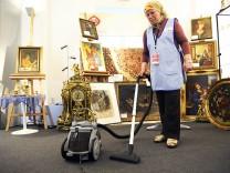 Millionaersmesse 'Luxurious Fair' eroeffnet
