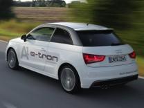 Audi A1 Dual-Mode Hybrid Prototyp, Audi, A1, Hybrid, Kleinwagen, Elektroauto