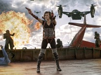Kinostarts - 'Resident Evil 5: Retribution '