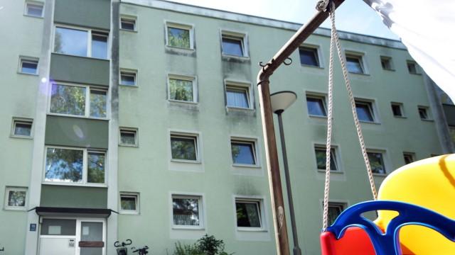 Bruck: SOZIALER WOHNUNGSBAU / GWB-Siedlung Ettenhofer Strasse