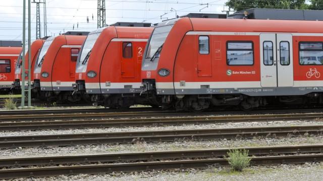 S-Bahn München Flughafen-Darlehen für Stammstrecke