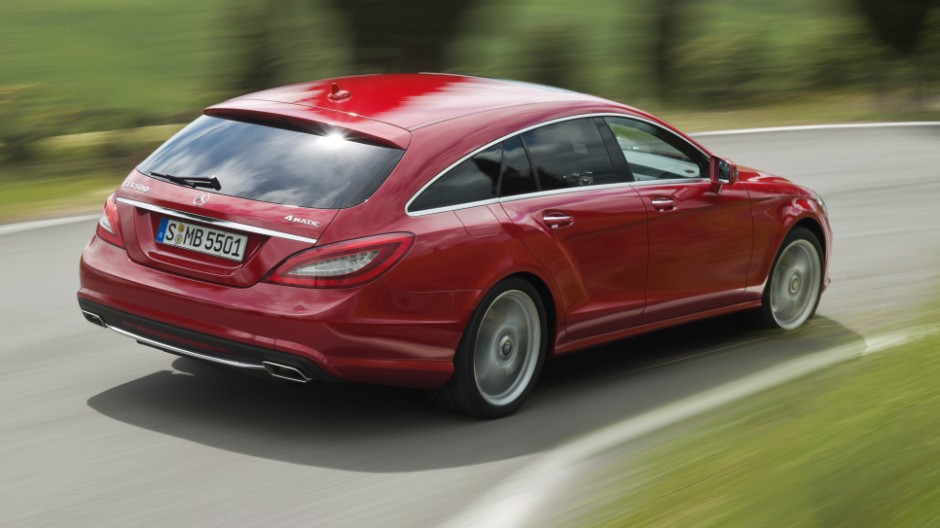 Mercedes CLS Shooting Brake, Mercedes, Mercedes CLS, Shooting Brake