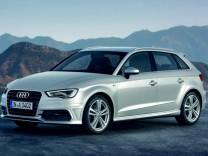 Audi A3 Sportback, Audi A3, Audi, Sportback , Kompaktwagen, VW Golf, Opel Astra