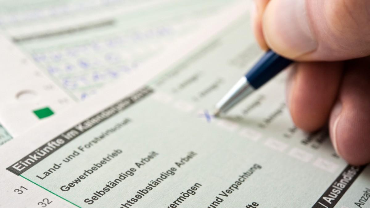 Steuererklärung Worauf Selbständige Achten Müssen Geld