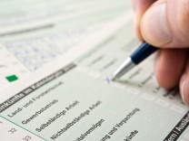 Steuererklärung Selbstständige Steuerbescheid