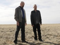 "Die US-Serie ""Breaking Bad"" mit Bryan Cranston und Aaron Paul"