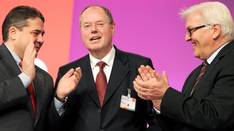 SPD-Troika