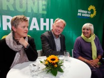 Gruenes Urwahlforum zur Wahl des Spitzenkandidaten fuer die Bundestagswahl 2013