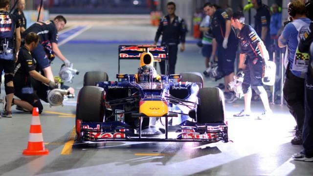 Formel 1 - GP Singapur