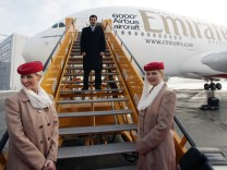 FILE: Emirates And Qantas To Announce Alliance
