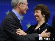 Ashton; Rompuy; Reuters