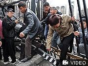 Kirgistan Bischkek Umsturz, dpa