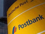 Logo der Postbank, Foto: ddp