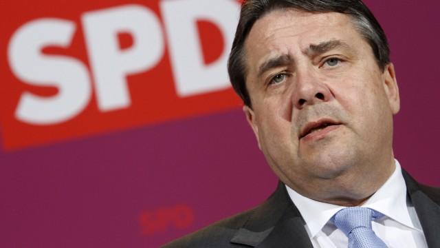'Spiegel': SPD-Chef Gabriel verzichtet auf Kanzlerkandidatur