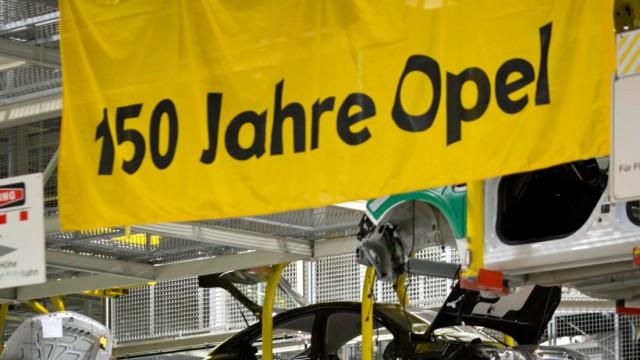 Opel, Jubiläum, Geburtstag, Adam Opel AG