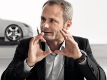 Wolfgang Egger, Audi, Design