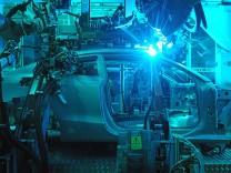 Vor Audi-Bilanz 2009 - Produktion