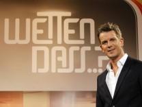 Wetten, dass..? ZDF Markus Lanz