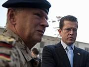 Volker Wieker guttenberg Generalinpekteur Bundeswehr ddp