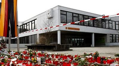 "Amoklauf Winnenden Stiftung ""Gegen Gewalt an Schulen"""