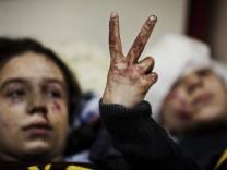 Kinder im Krieg, Syrien