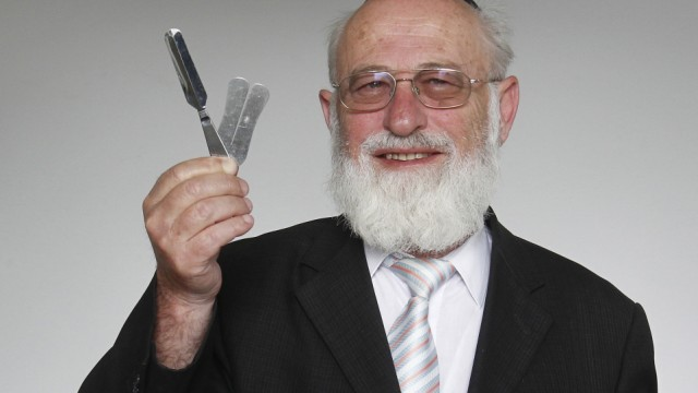 Beschneidung Rabbi