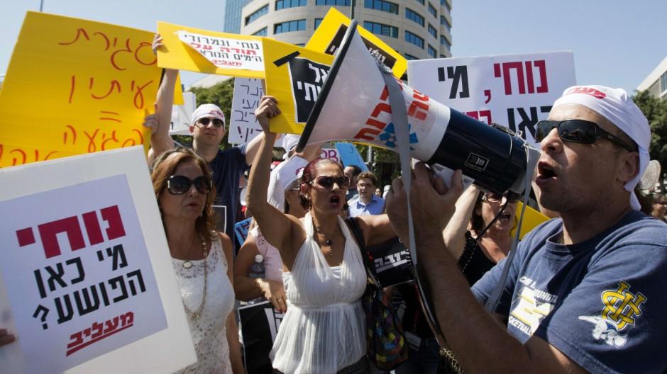 Presse in Israel Zeitungen in Israel