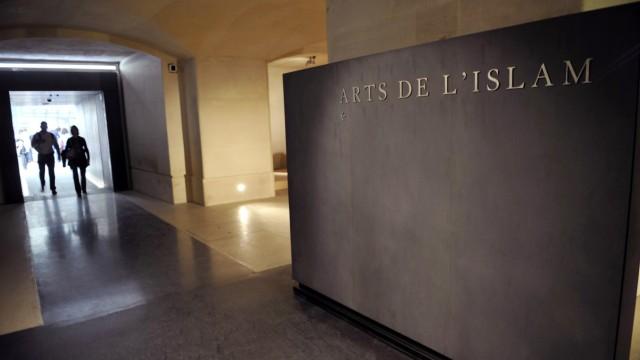 Louvre Abteilung für Islam im Louvre