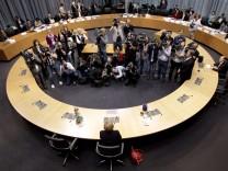 Kanzlerin Merkel Gorleben-Untersuchungsausschuss