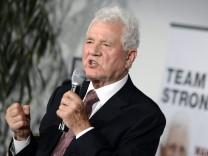 Frank Stronach, Wahlkampf, Team Stronach