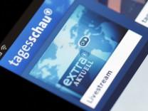 Tagesschau-App der ARD