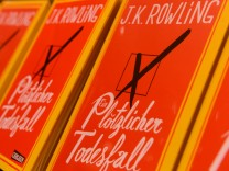 Verkaufsstart des Rowling-Romans