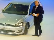 Autosalon Paris, VW Konzernabend