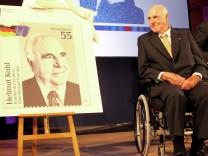 Festakt zum 30. Jahrestag der Wahl Helmut Kohls zum Bundeskanzler